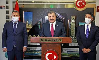 Bakan Koca'dan Adana İçin İyi Haber