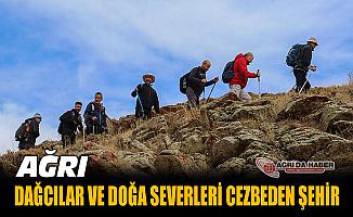 Dağcılar ve Doğa Severleri Cezbeden Şehri Ağrı