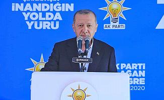 Erdoğan'dan Minsk Üçlüsüne Sert Tepki