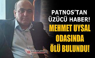 Okul Müdürü Mehmet Uysal Kaldığı Apart Otelde Ölü Bulundu