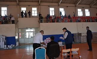 Patnos'ta İşkur kurası sonuçlandı