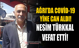 Türkkal Ailesinin Acı Günü! Nesim Türkkal Vefat Etti