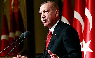 """Cumhurbaşkanı Erdoğan'dan """"Aşı"""" Sorusuna Cevap"""