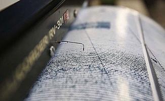 Ege Denizi'nde Yeniden Deprem!