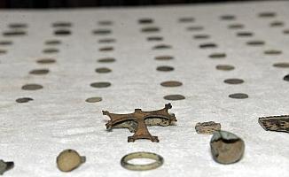 Kahramanmaraş'ta Yüzlerce Parça Tarihi Eser Ele Geçirildi