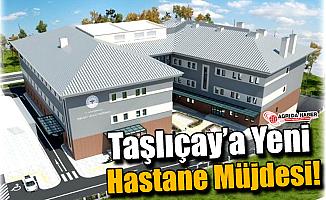 Taşlıçay'a Yeni Hastane Müjdesi!