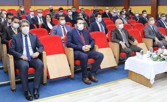 Ağrı'da 5 Yılda 750 Bin Koyun Projesi Değerlendirme Toplantısı düzenlendi