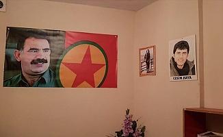 Bakan Soylu: HDP Binasında Öcalan Posterleri Var
