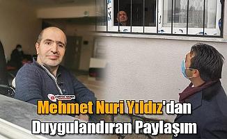 Mehmet Nuri Yıldız'dan Duygulandıran Paylaşım