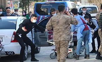 Adıyaman'da iki aile arasında silahlı kavga