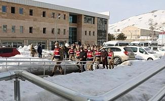 Bitlis'te Terör Örgütüne Operasyon! 5 Tutuklanma