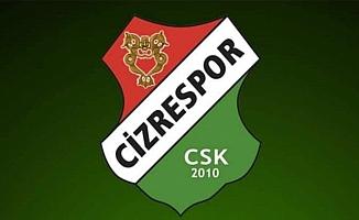 Cizrespor Kulübü'nden Ağrıspor Kulübü Başkanı Mehmet Yıldırım'a Teşekkür