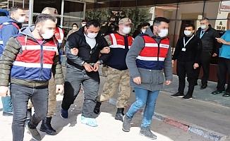 DEAŞ'lı Terörist Suriye Sınırında Yakalandı