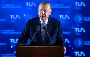 Erdoğan Müjdeyi Verdi! Hedefimiz 2023'de Aya Gitmek