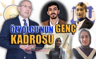 Halil ÖZYOLCU A Kadrosunda Gençlere Yer Verdi!