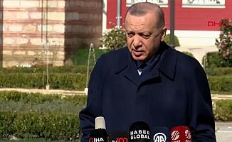 Kısıtlamalar Kalkacak mı? Cumhurbaşkanı Erdoğan'dan Açıklama!