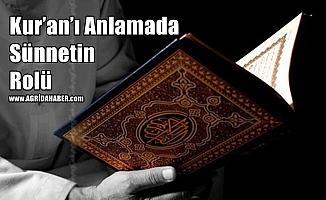 Kur'an'ı Anlamada Sünnetin Rolü