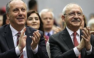 Muharrem İnce'ye Kemal Kılıçdaroğlu'ndan yanıt