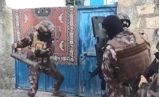 Şanlıurfa'da operasyon! 23 tutuklama