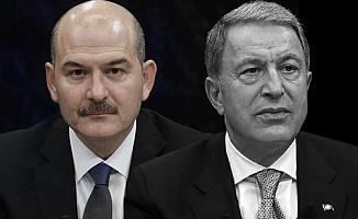 Süleyman Soylu ve Hulusi Akar'a Suikast Planlanmış