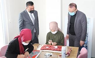 Doğubayazıt'ta Dil Sokağı Ve Kütüphane Açılışları Yapıldı