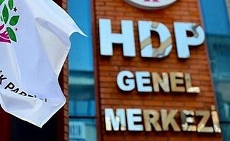 HDP'nin Kapatılması İçin Dava Açıldı