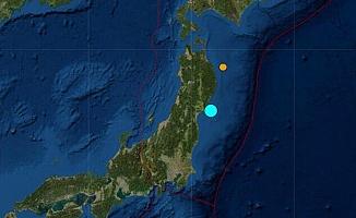 Japonya'da Şiddetli Deprem! Tsunami Uyarısı Yapıldı