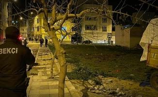 Kilis'e Suriye'den 2 roket atıldı