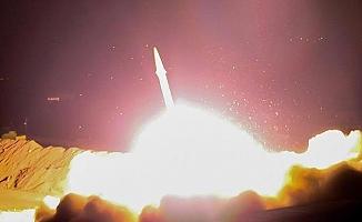 Suriye'nin Kuzeyine Füze Saldırısı
