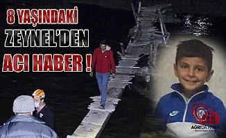 Ağrı'da Kaybolan 8 Yaşındaki Zeynel Ölü Bulundu