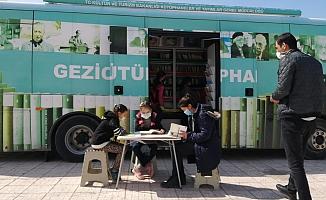 Ağrı'da Köy Çocukları Gezici Kütüphane İle Buluştu