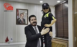 Başkan Savcı Sayan'ın 10 Nisan Polis Haftası Mesajı