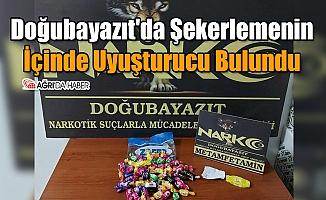 Doğubayazıt'da Şekerlemenin İçinde Uyuşturucu Bulundu