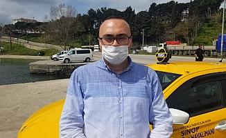 İndirim Yapan Taksiciye Belediyeden Ceza