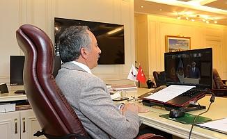 AİÇÜ Türk Dünyası Dijital Vatandaşlık Projesini İmzaladı