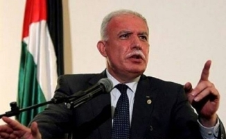 Filistin Dışişleri Bakanı El-Maliki: BMGK İsrail'e yaptırım uygulamalı