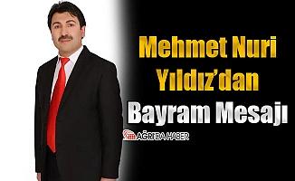 Mehmet Nuri Yıldız'dan Ramazan Bayramı Mesajı