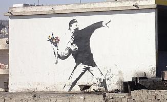 Banksy İki Eserinin Telif Hakkını Kaybetti