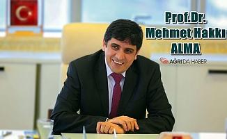 Prof.Dr. Mehmet Hakkı ALMA Kimdir?
