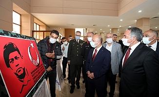 Ağrı'da '15 Temmuz Hain Darbe Girişimi Konferansı' Düzenlendi