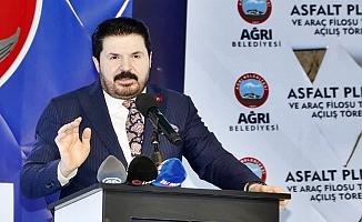 Başkan Sayan: PKK'ya Karşı Tek Yürek Olalım!