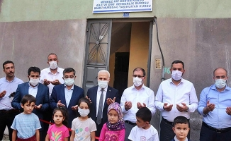 Patnos'ta Kur'an Kursu Açılışları Yapıldı