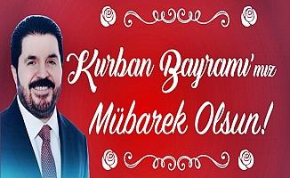 Savcı Sayan'ın, Kurban Bayramı Mesajı