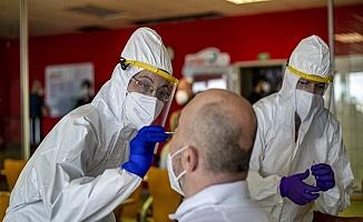 6 Eylül'de PCR Testi Zorunlu Olacak