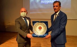 Ağrı'da Türkiye Muhtarları El Ele Projesi'nin Toplantısı Yapıldı