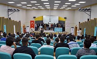 Ağrı'da TÜGVA Kongresi Yapıldı