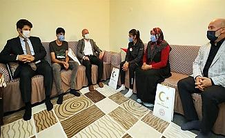 Ağrı Valisi Osman Varol'dan Daşdemir Ailesine Ziyaret