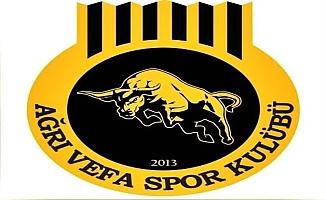 Ağrı Vefa Spor, Onvo ile anlaşma yaptı