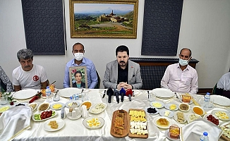 Savcı Sayan: Bütün Türkiye'yi Diyarbakır'a davet ediyoruz!
