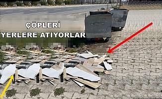 Savcı Sayan, çöpler için vatandaşlara duyarlılık çağrısı yaptı
